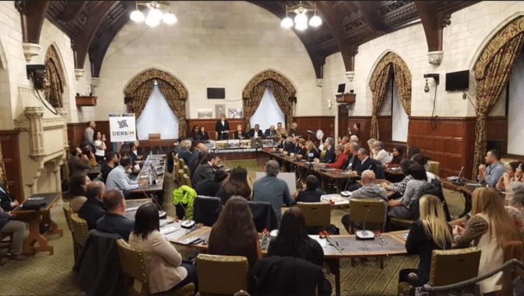 İngiltere Parlamentosu'nda ilk defa Dersim Tertelesi konuşuldu