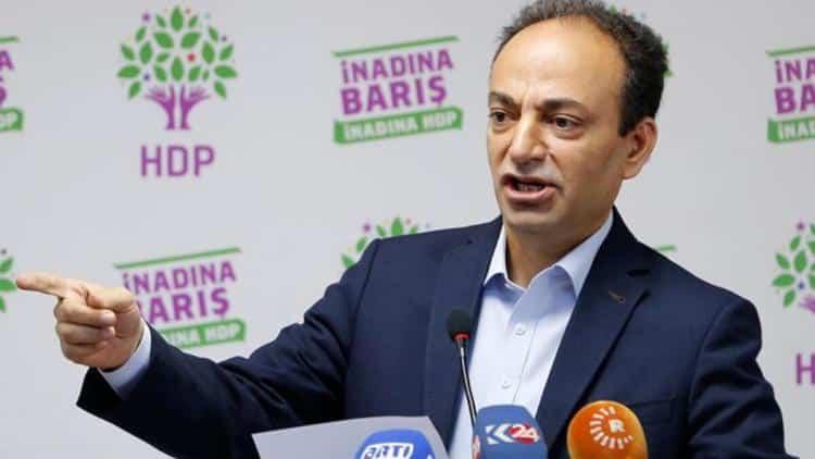 Baydemir: HDP milyonların sesidir