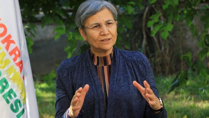 DTK Eşbaşkanı Güven ifadeye çağrıldı