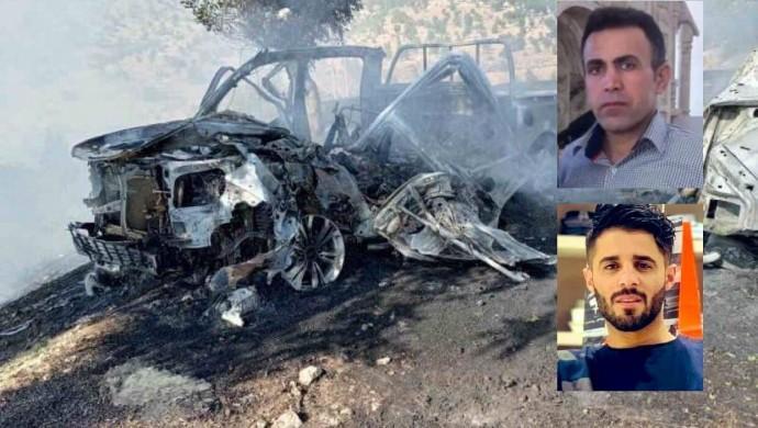 TSK bombardımanda 2 sivil yaşamını yitirdi