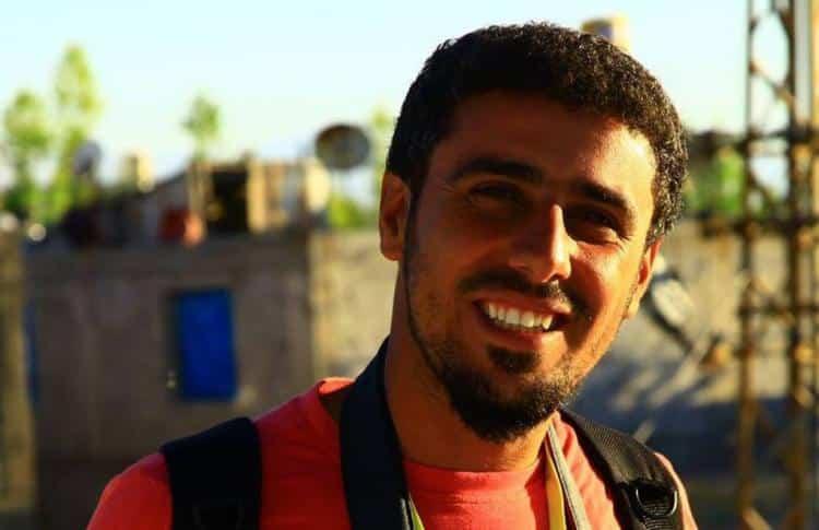 Gazeteci Aziz Oruç için adalet talebi