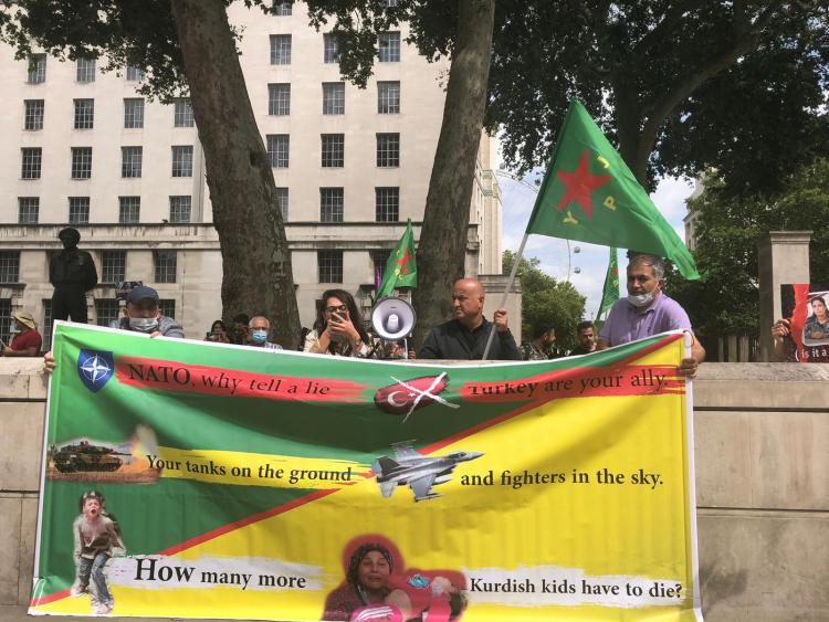 Londra'dan çağırı, saldırıları durudurun!