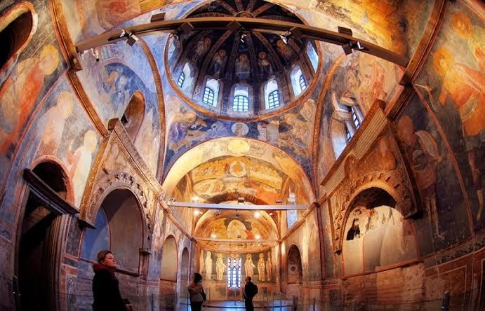 Kariye Müzesi Cami Olarak İbadete Açılıyor