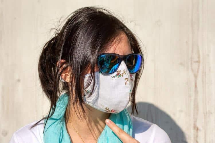 Sıcak havalarda maskeyi nasıl kullanmalıyız?