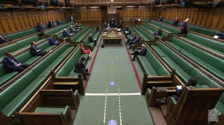 İngiliz parlamentosunda Türkiye'ye soruşturma