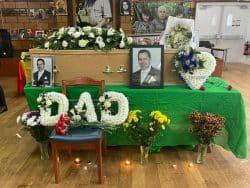 Kürt yurtsever Hacı Özdemir toprağa verildi