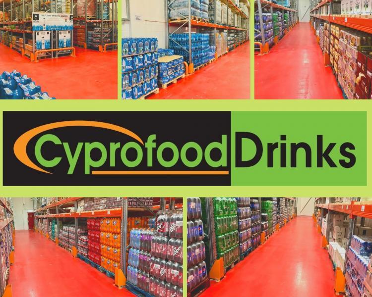 Cyprofood Toptan İçecek Satış Merkezi Açıldı
