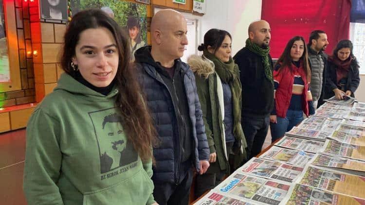 Britanya Kürt Halk Meclisinden Çağrı