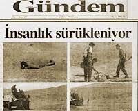 Devlet infaz etti ,gerilla 'insanlık dersi' verdi