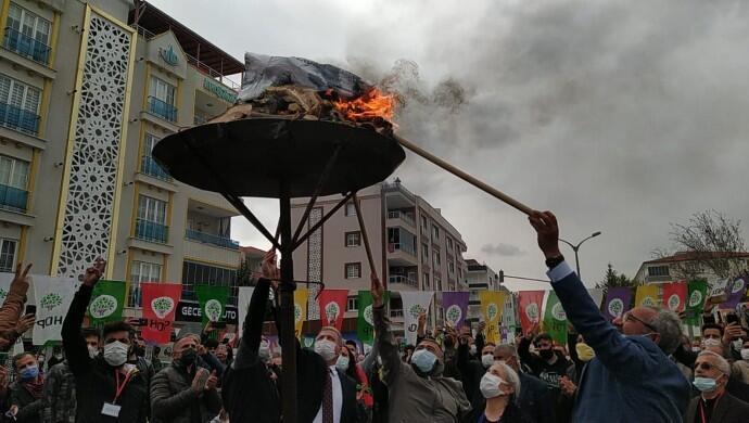 Adıyaman, Malatya ve Maraş HDP'ye sahip çıktı