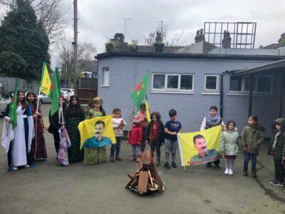 KCC'de 'Newroz' kutlaması
