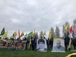 Londra'da coşkulu Newroz kutlaması