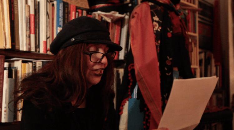Penelope Dimond deklerasyondan kesitler okudu.