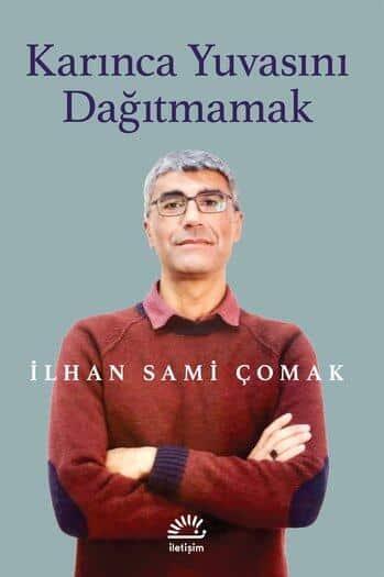 27 yıldır cezaevinde bulunan şair İlhan Sami Çomak'ın yeni otobiyografik kitabı çıktı