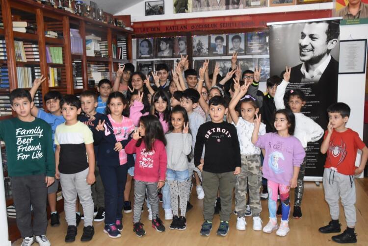 Firaz Dağ Eğitim Destek Evi 2'inci yılında
